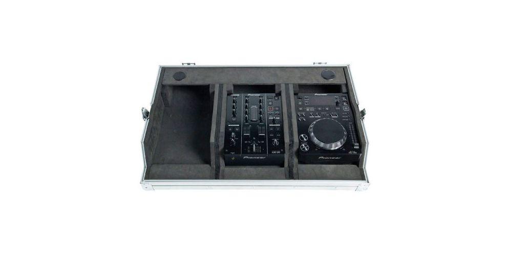 dap audio dj case for pioneer open