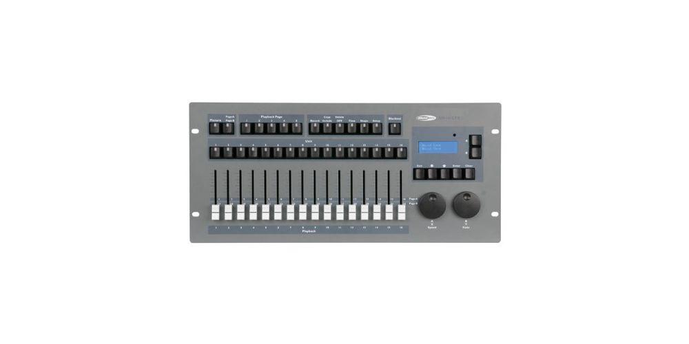 showtec sm16 2 fx dmx 50702