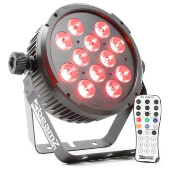 Beamz BT310 Foco plano PAR LED 12x 8W 151313