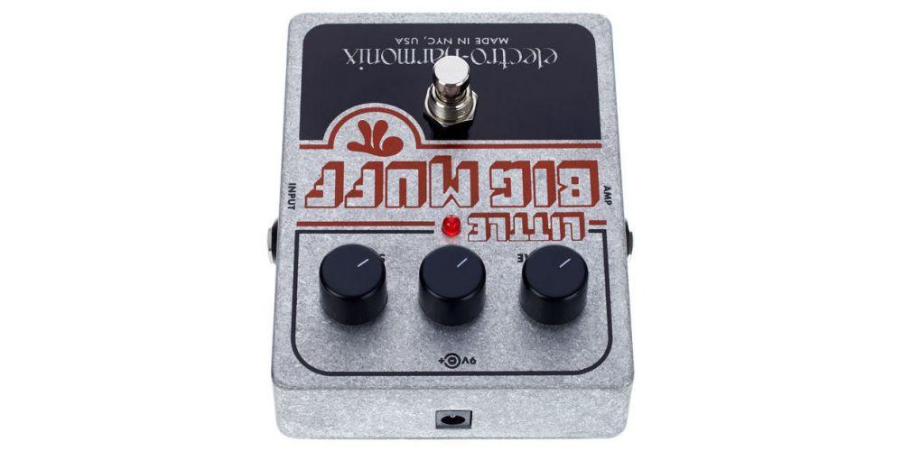 elektro harmonix little bif muff pi pedal