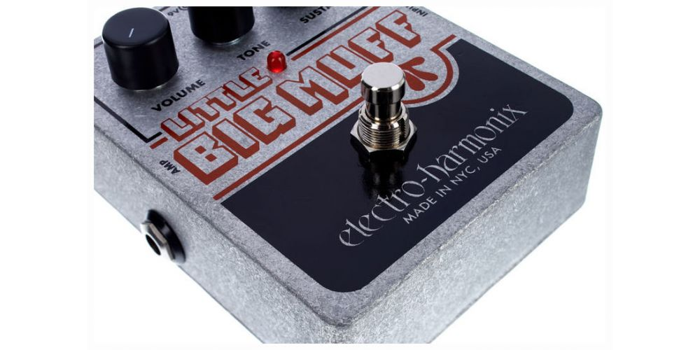elektro harmonix little bif muff pi pitch