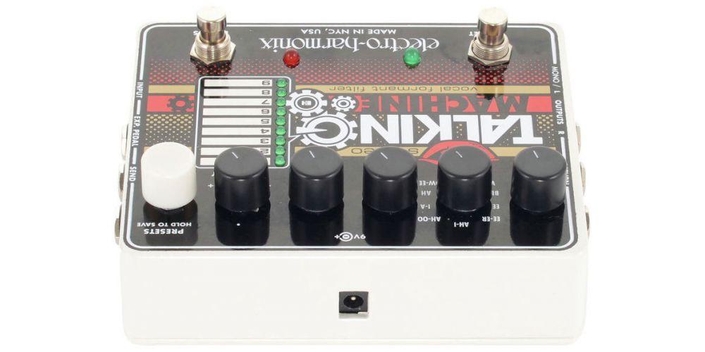 electro harmonix xo stereo talking machine 3
