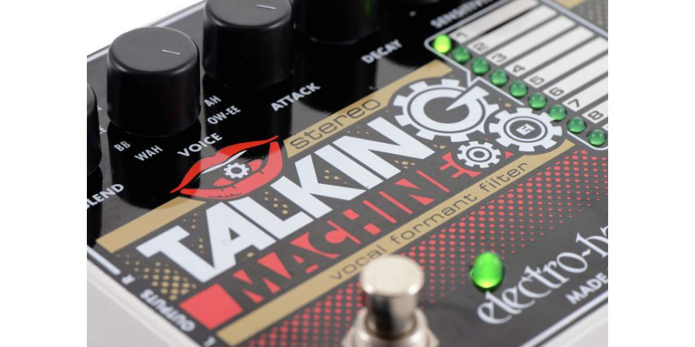 electro harmonix xo stereo talking machine 5