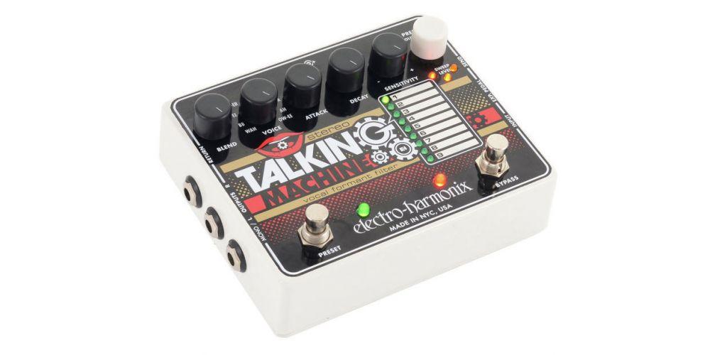 Electro Harmonix Xo Stereo Talking Machine