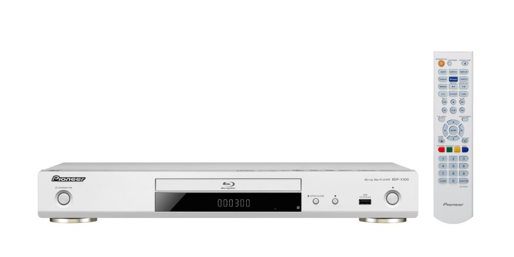 Pioneer BDPX300 WH