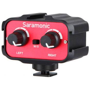 Saramonic SR-AX100 Adaptador de audio