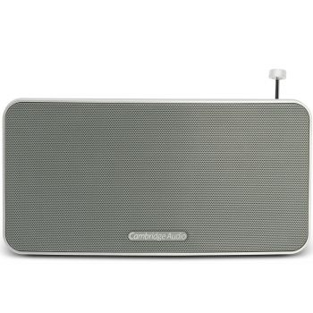 CAMBRIDGE GO Radio White