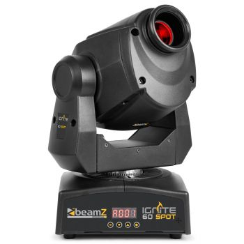 Beamz IGNITE60 Cabeza Movil LED Spot 150379