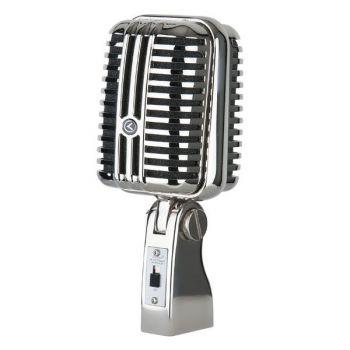 DAP Audio VM-60 Micrófono Dinámico Vintage