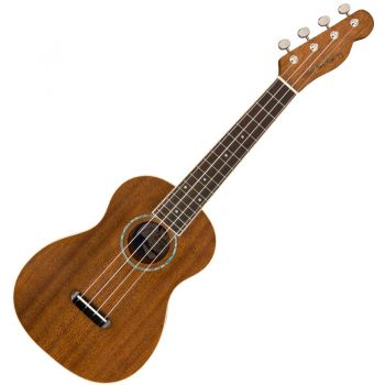 Fender Zuma Concert Ukelele Natural