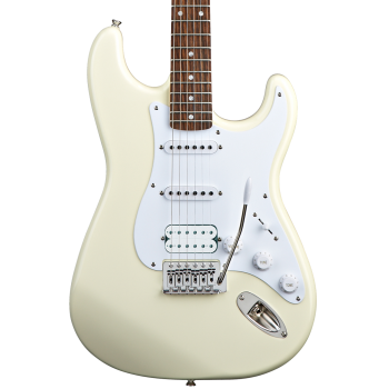 Fender Squier Bullet Stratocaster RW HSS Arctic White