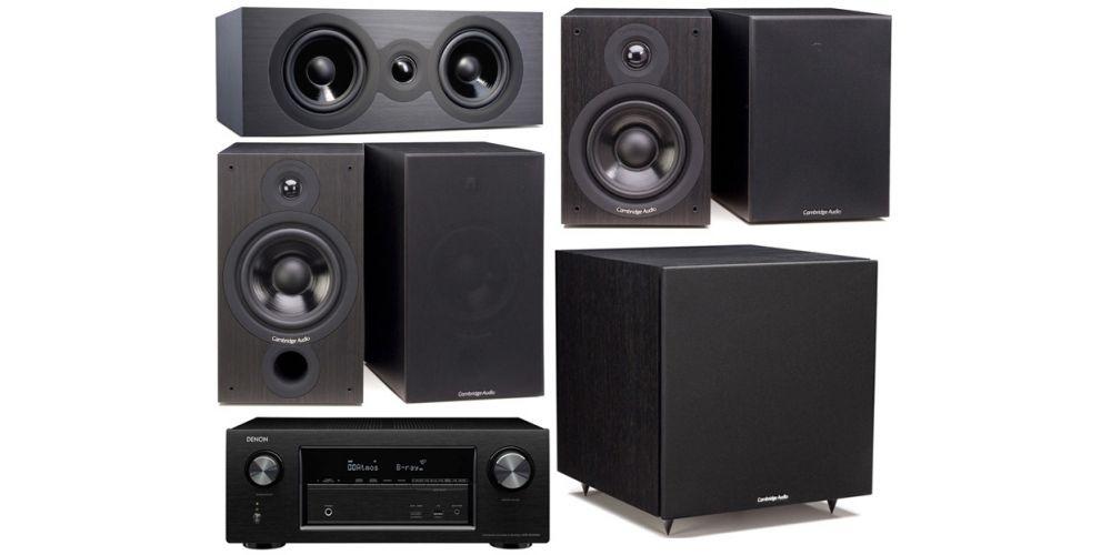 denon avrx2400 Cambridge Audio SX  60 cinema pack black sx60 sx70 sx50