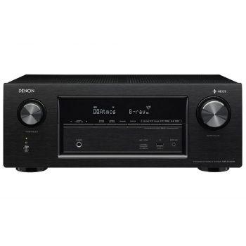Denon AVR-X2400+SX60 BK Cinema Pack 5.1
