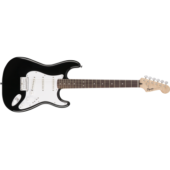 Fender Squier Bullet Stratocaster Hard Tail LRL Black