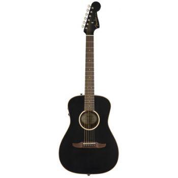 Fender Newporter Special MBK w/bag Guitarra acústica