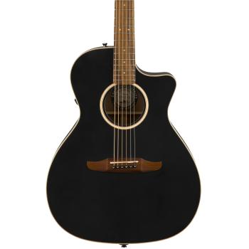 Fender Newporter Special Matte Black + Funda