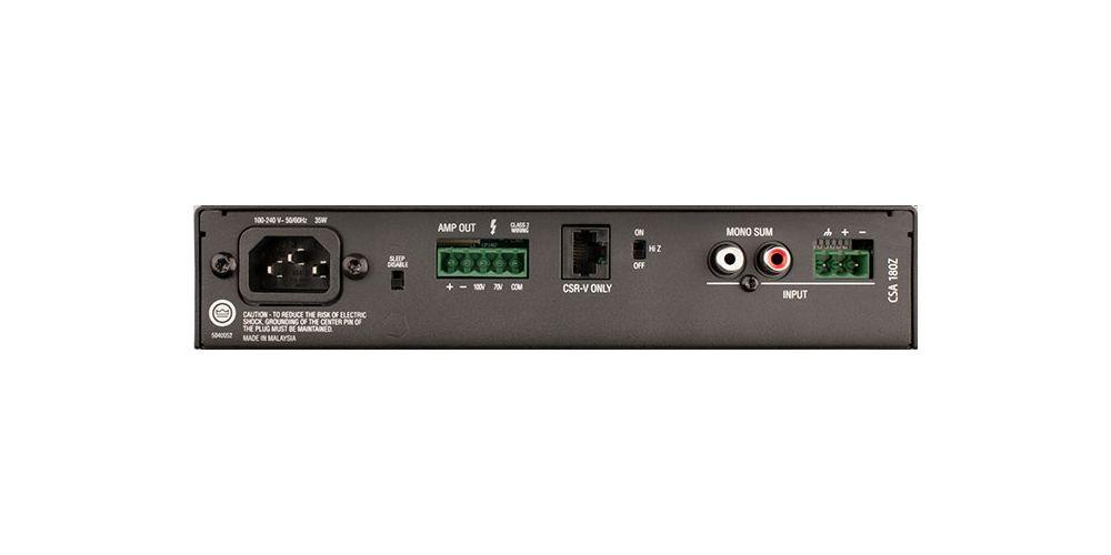 JBL CSA180Z Amplificador de 1 canal