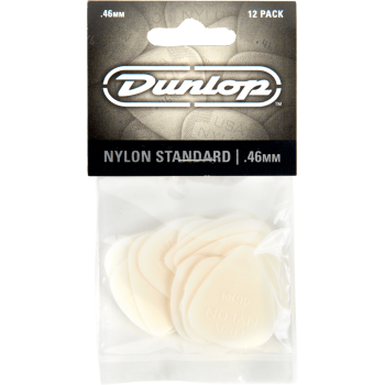 Dunlop Nylon Standard 0,46 Set 12 Unidades