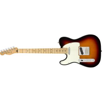 Fender Player Telecaster LH MN 3TS Guitarra Zurdos