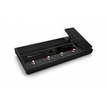 IK Multimedia iRig Stomp I/O Pedal con Interface Audio