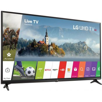 LG 55UJ6307V Tv LED UHD 4K 55 Pulgadas IPS Smart Tv