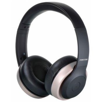 OT HARMONY-D Fonestar Auriculares Bluetooth Negro/Dorado