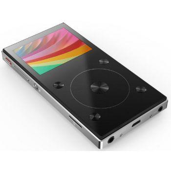 FIIO X3 III Black  Reproductor portatil alta resolución con salida balanceada.