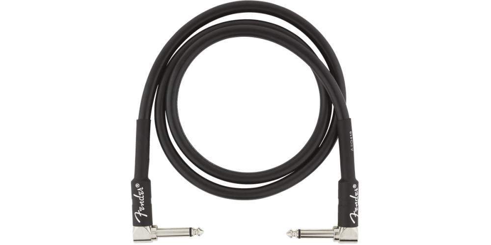 fender profesional cable patch 90cm black