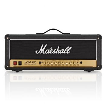 Marshall MR4100 - JCM 900 Cabezal para Guitarra Eléctrica 100W