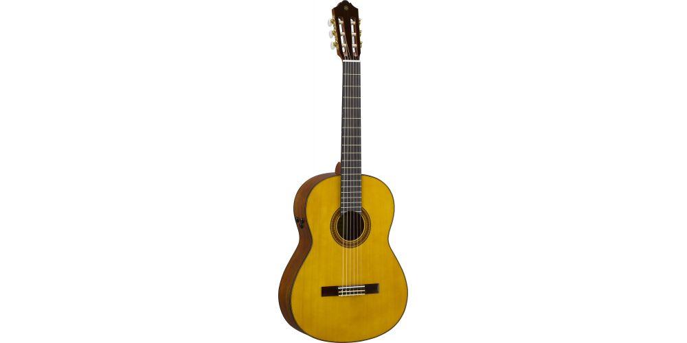 Yamaha CG TA Guitarra Transacoustic