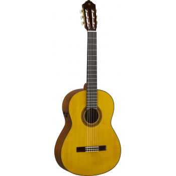 Yamaha CG-TA Guitarra TransAcoustic Natural ( REACONDICIONADO )
