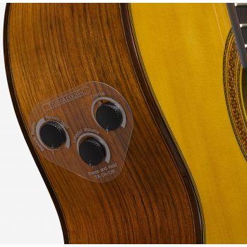 Yamaha CG-TA Guitarra TransAcoustic Natural
