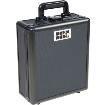 Walkasse W-MIXECASE-S Flight case para mezclador universal tamaño pequeño, negro.