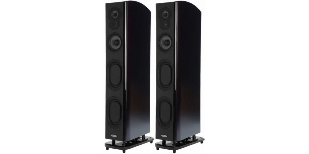 polk audio lsim707 altavoces suelo alta gama black