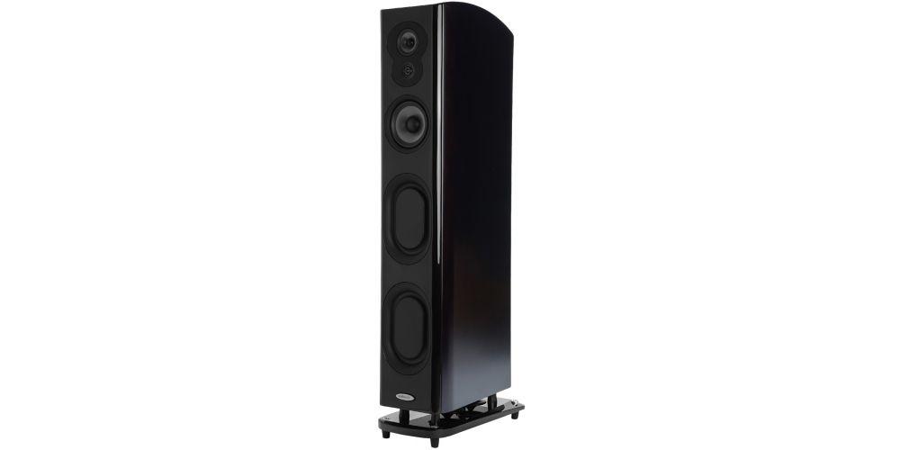 polk audio lsim707 altavoces suelo alta gama negro