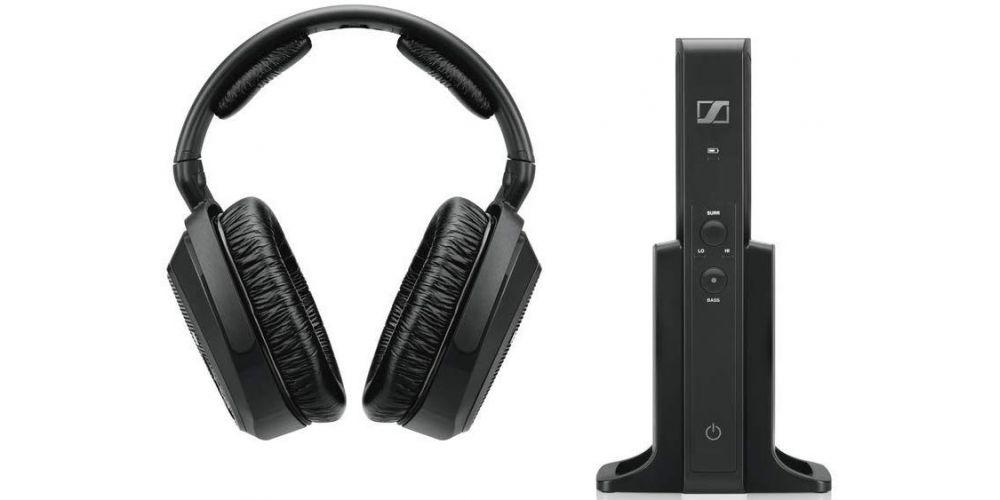 Sennheiser RS175 U Auriculares inalámbricos para televisión Digital