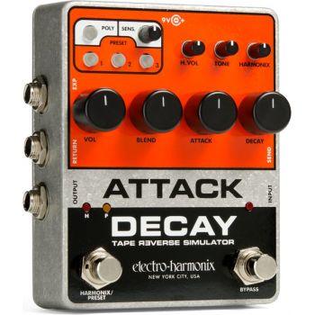 Electro Harmonix Attack Decay Pedal Efectos