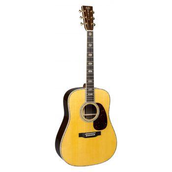 Martin D-45 Guitarra Acústica con Estuche
