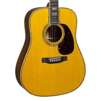 Martin D45 Guitarra Acústica con Estuche
