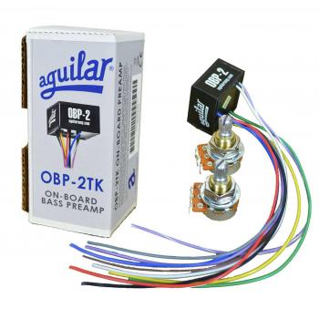Aguilar OBP-2TK Preamplificador Para Bajo