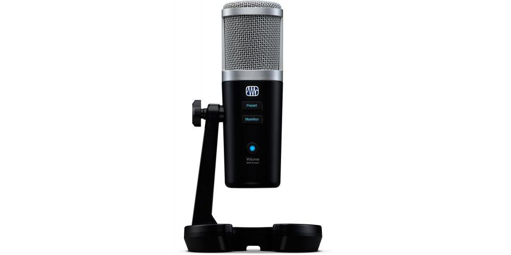 presonus revelator microfono usb c podcasting
