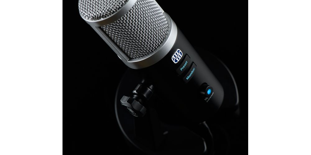 presonus revelator microfono usb c