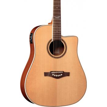 Eko NXT D100CE Natural Guitarra Acustica