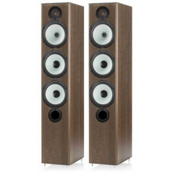 MONITOR AUDIO MR6 Nogal  Monitor Reference 6 Series Pareja Nogal