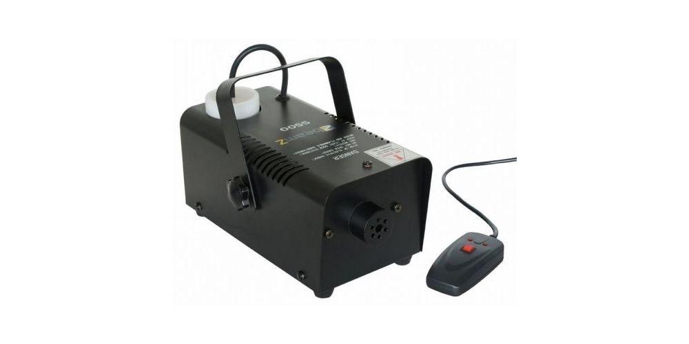 BEAMZ 160436 S500 Mini Maquina de Humo 500W incl. liquido de humo