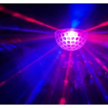 BEAMZ Magic Jelly DJ Ball DMX Multicolor LED 153216 . Bola iluminación LED