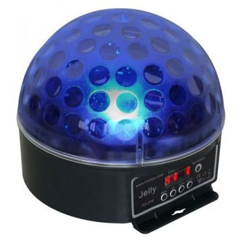 BEAMZ 153216 Magic Jelly DJ Ball DMX Multicolor LED
