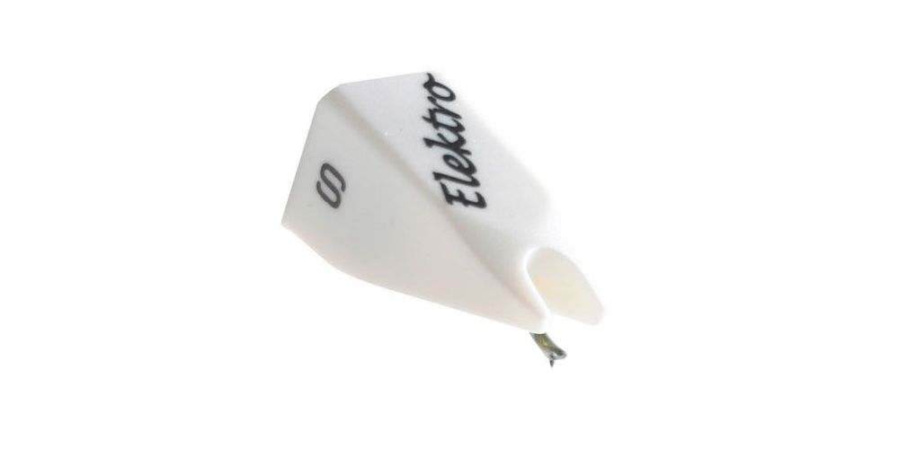 ORTOFON Aguja Elektro Blanca Cónica