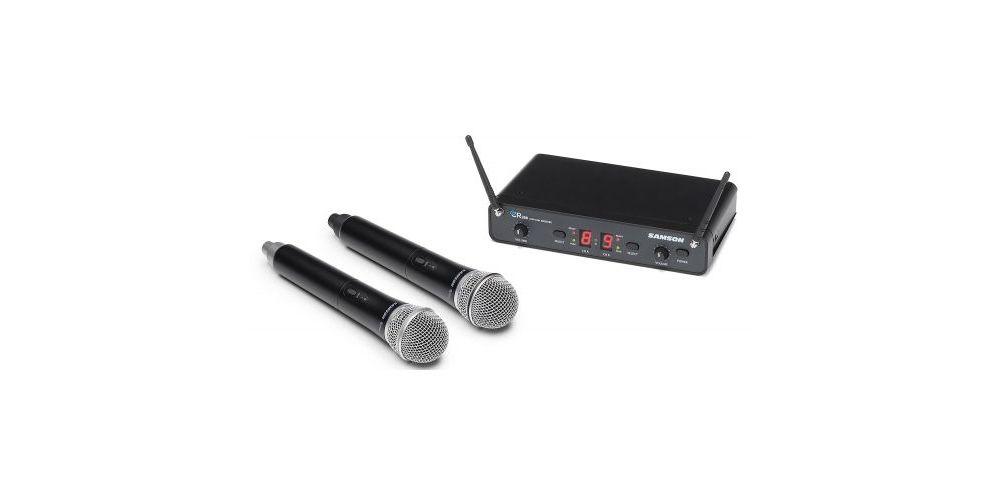 samson Concert 288 microfono de mano