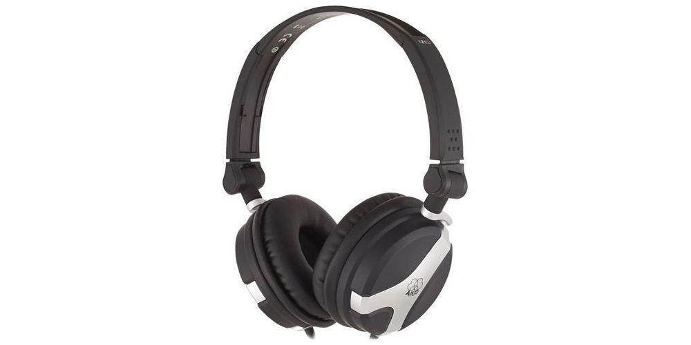 AKG K-81 DJ  Auricular Dj  Akg  K81 Dj